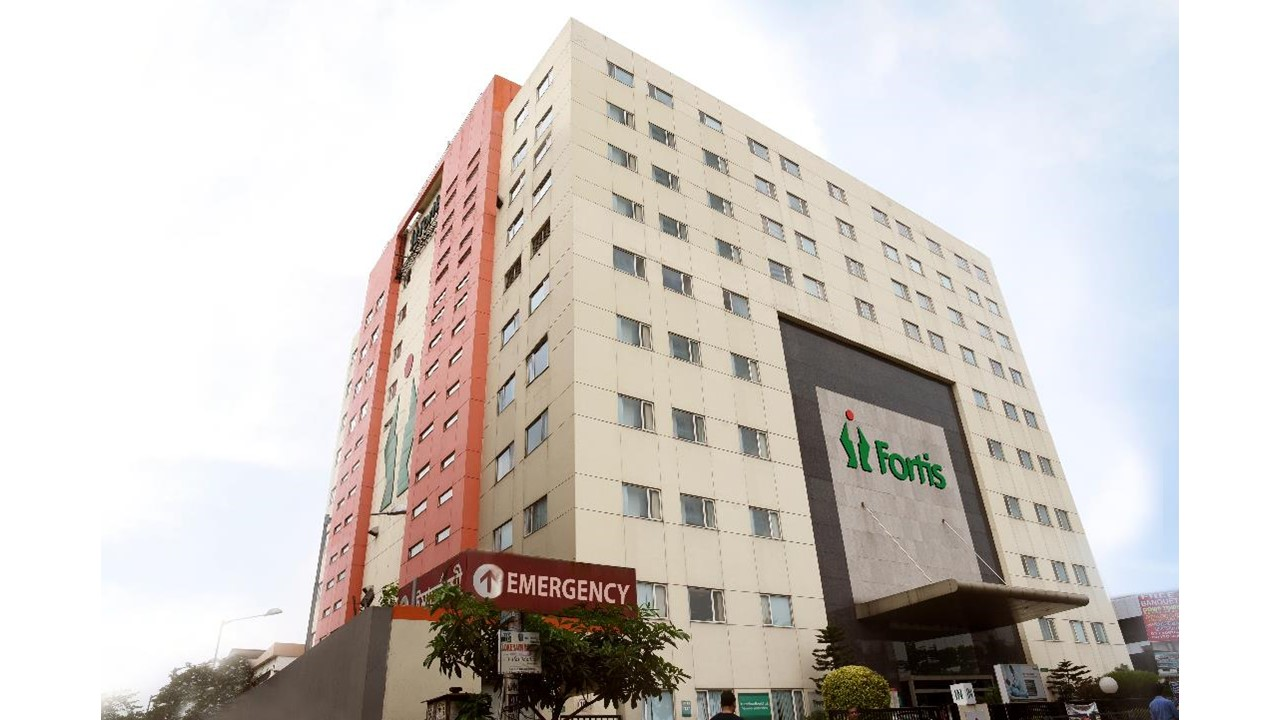 Fortis Hospital Anandapur Kolkata