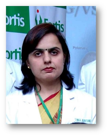 Dr Sonia elected as President, Indian Dietetics Association