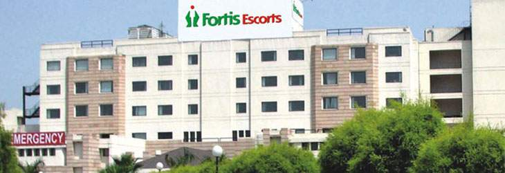 Fortis Escorts Hospital, Amritsar