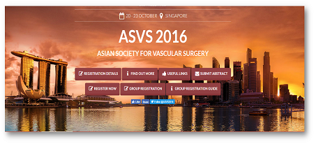 Dr Ravul Jindal chairs session at 17th Asian Society for Vascular Surgery
