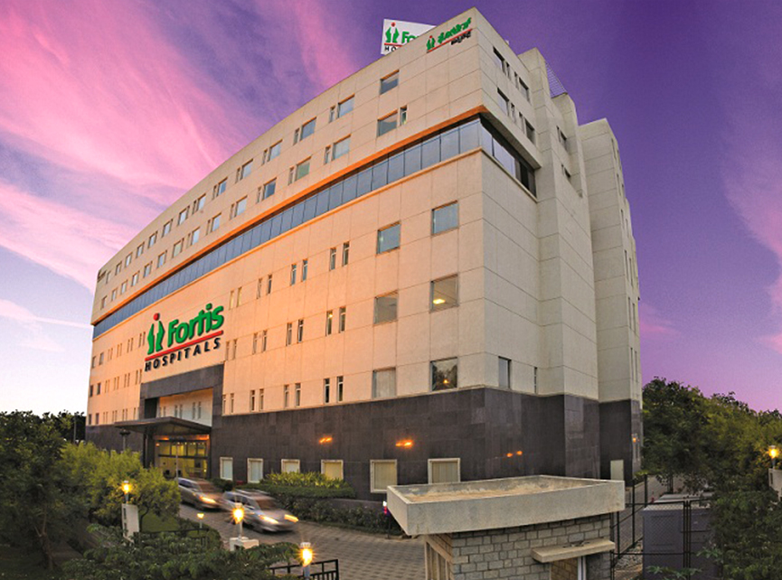 Hospitals in Bangalore - Fortis Hospital in Bannerghatta