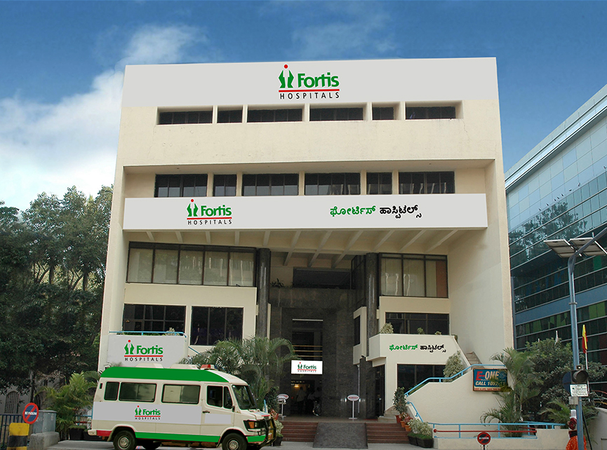 Hospital in Cunningham Road Bengaluru, india | Fortis Healthcare